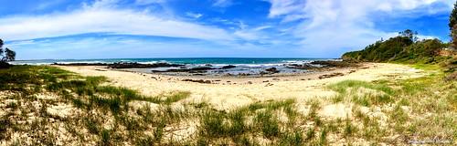 seascapebeach diamondbeachsouth diamondbeach hallidayspoint midnorthcoast barringtoncoast nsw beach australianbeaches beachlandscapes landscape