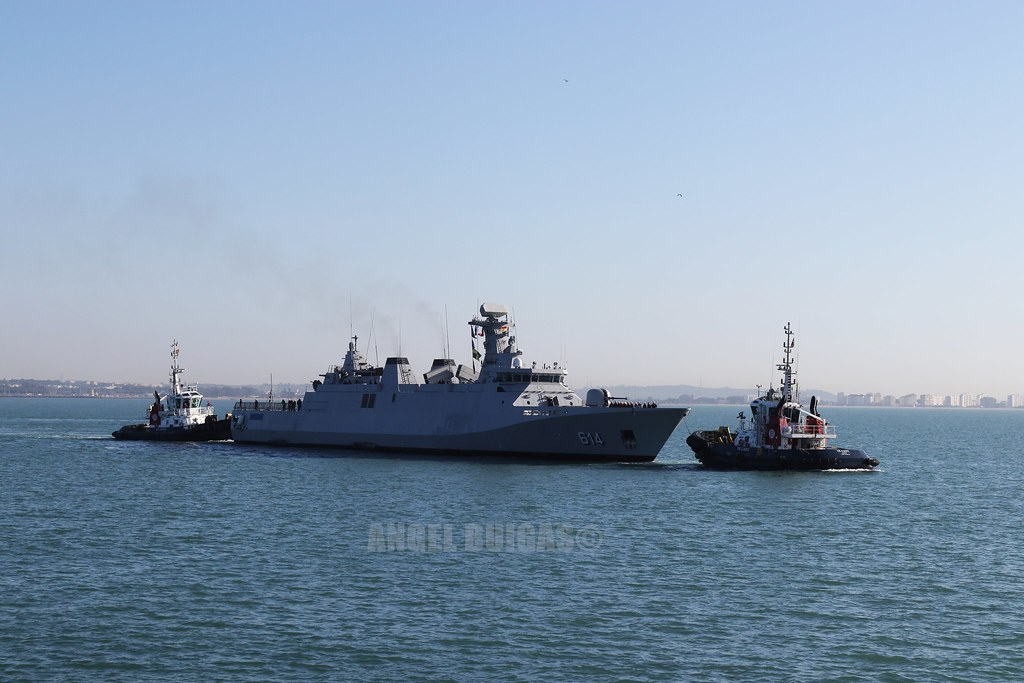 Royal Moroccan Navy Sigma class frigates / Frégates marocaines multimissions Sigma - Page 26 32453201747_aace0ac68f_b