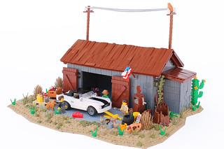 Americana: Mustang Hardtop barn find | by Andrea Lattanzio