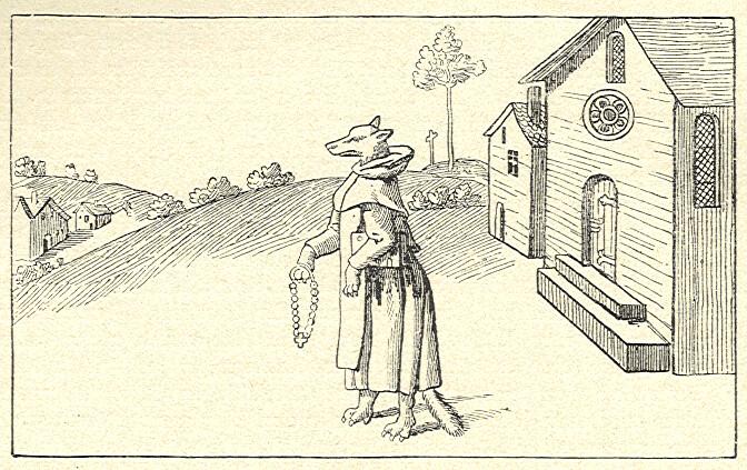 Die Kutte macht nicht den Mönch, 16. Jahrhundert
