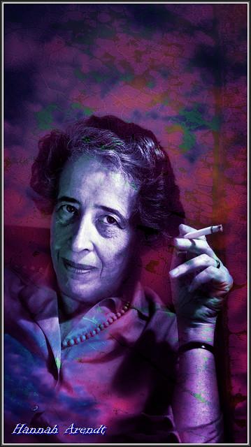 Hannah Arendt TudioJepegii