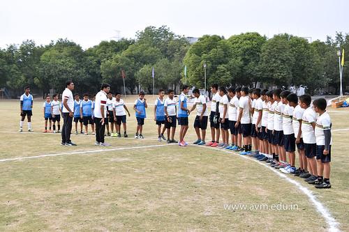 Inter House Football Competition 2018-19 2 (34) | by Atmiya Vidya Mandir