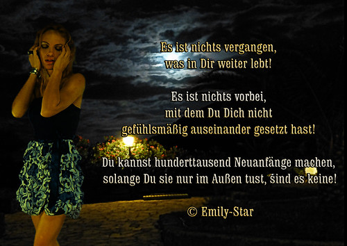 neuanfänge | by Emily-Star