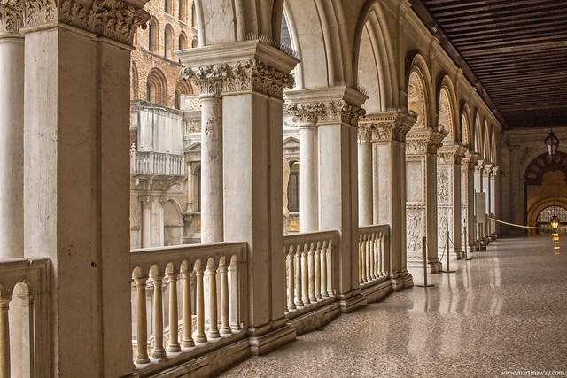 Logge di Palazzo Ducale