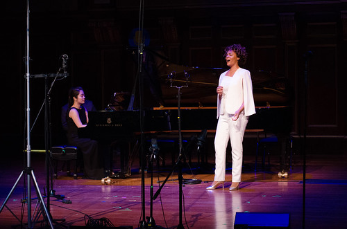 Soprano Lauren Michelle with pianist Jung-A Bang   by From the Top, Inc.