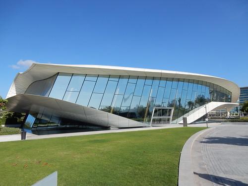 Dubai - Etihad museum - 2