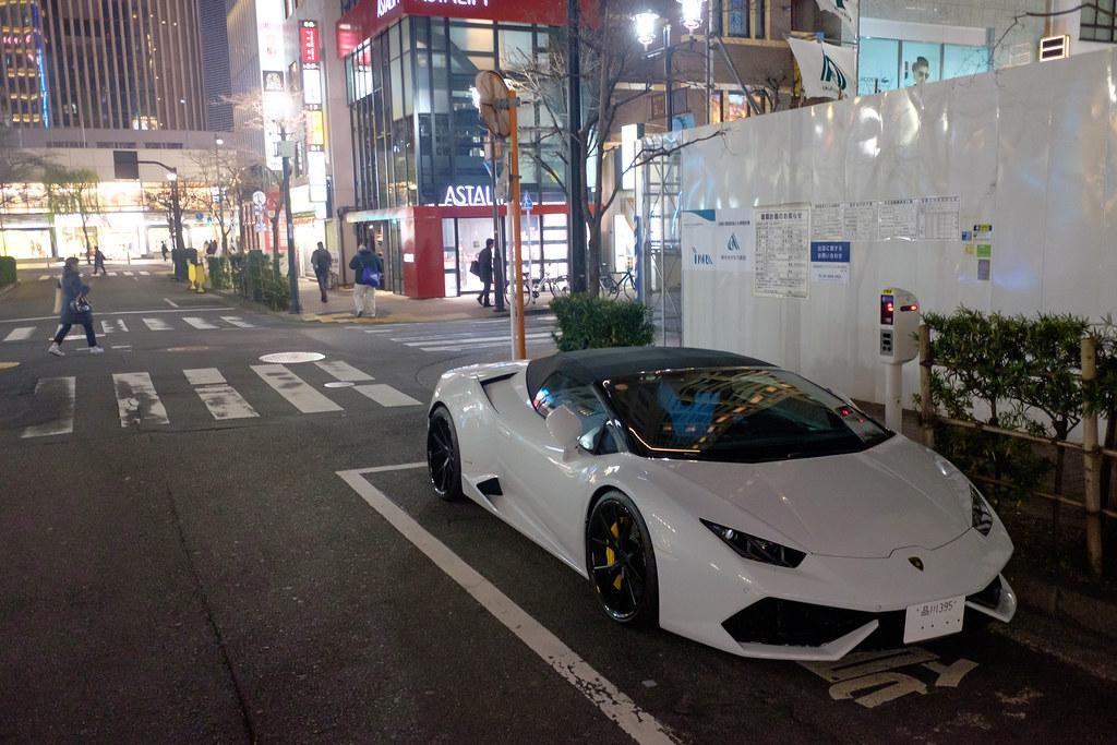 Lamborghini Huracán 2019/01/28 X7001578