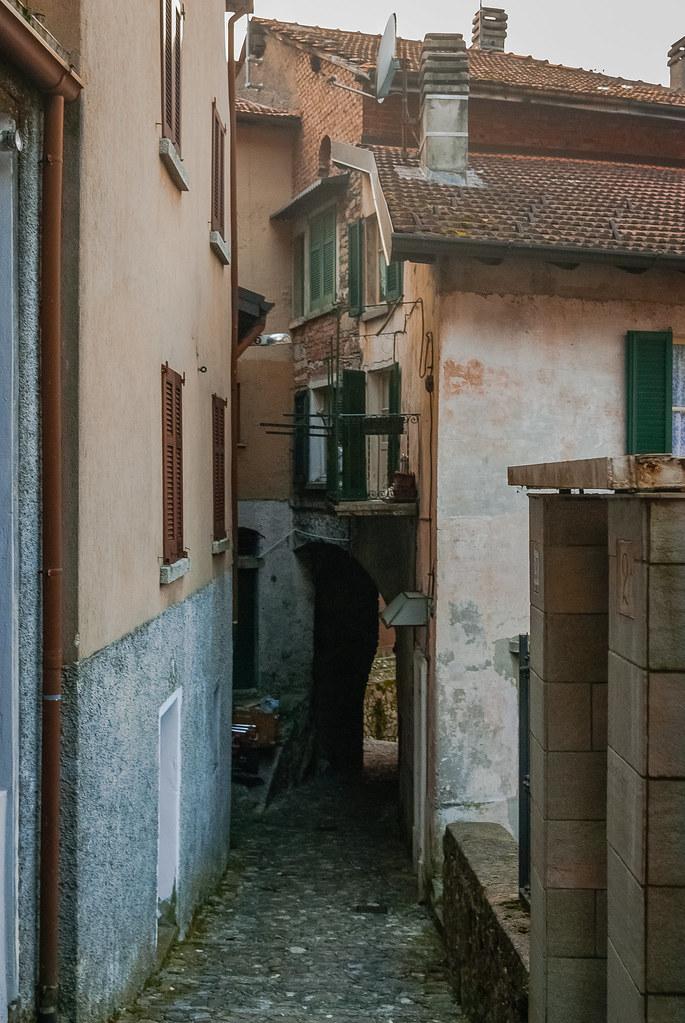 Orrido di Nesso. Italy , Lombardy