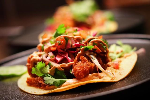 Fried Baja Taco!