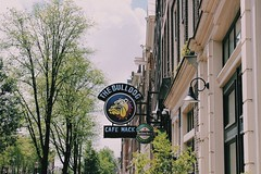 Amsterdam - Summer '17 - The Bulldog Cafe