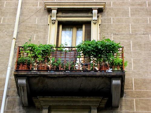 LIBERTY A TORINO - Casa Riccio, via Sforzesca 4 ang. via Curtatone. Realizzata nel 1904 dagli ingegneri Giuseppe Velati-Bellini e Arnaldo Riccio. Torino, Italia