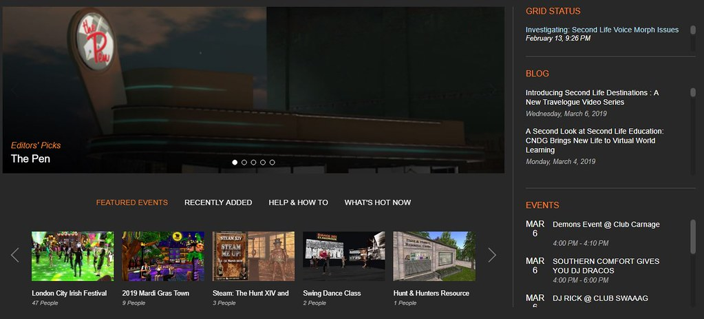 SL Login Screen - 6th March 2019 | viewer-login agni lindenl