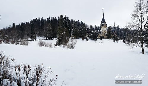 Peles Castle, Romania   by Dora Christofi