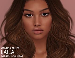 Laila @ Shiny Shabby | by Shantia Soulstar - amara beauty