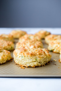 Jalapeno Cheddar Biscuits | by Smells Like Home