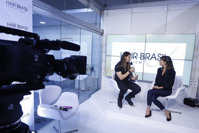 Lounge Vip - Hair Brasil 2019