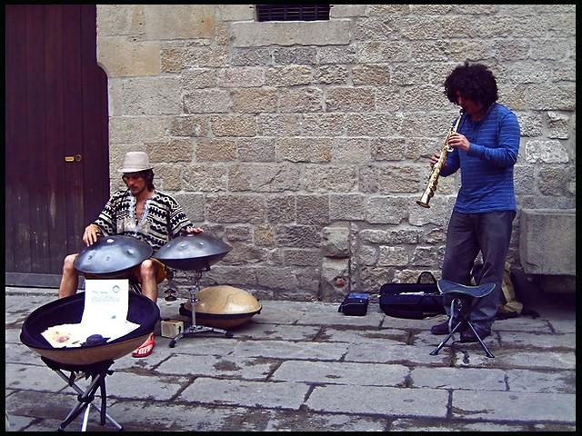 Musicians / Spain