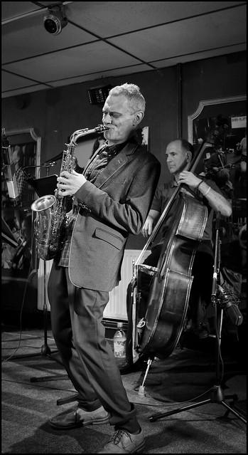 Bryan Corbett Quintet 1959 @ Windsor Theatre Bar, Bearwood, February 2nd. 2019