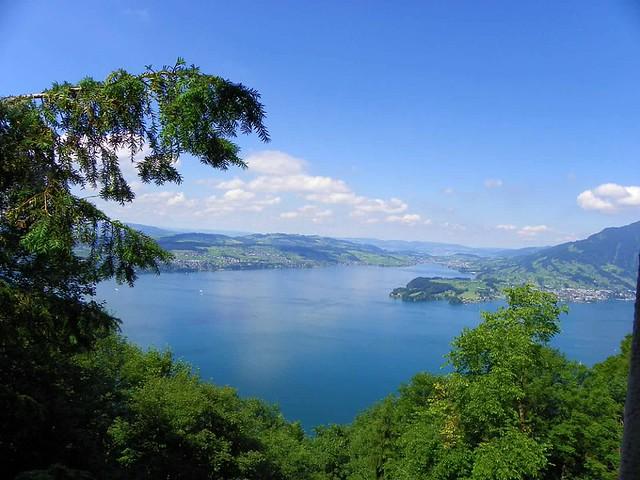 Majestic Blue Switzerland