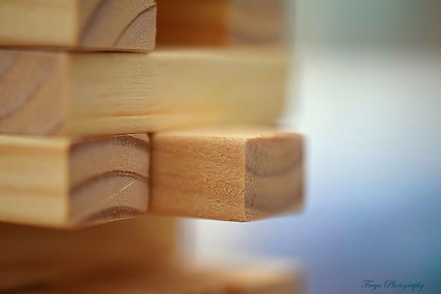 Game of balance...