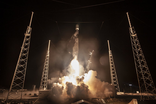 Nusantara Satu Mission | by Official SpaceX Photos
