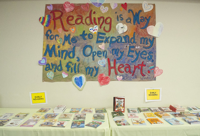 Lower School Book Fair 2019