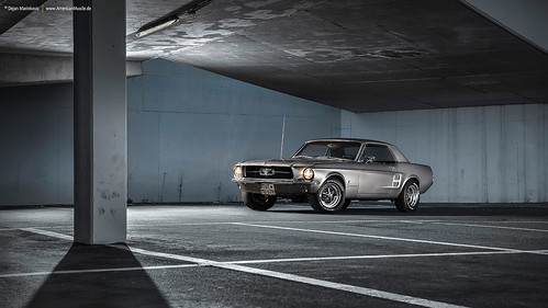 grey 1967 Ford Mustang Coupe - Shot 6 | by Dejan Marinkovic Photography