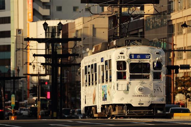 Streetcar in Nagasaki