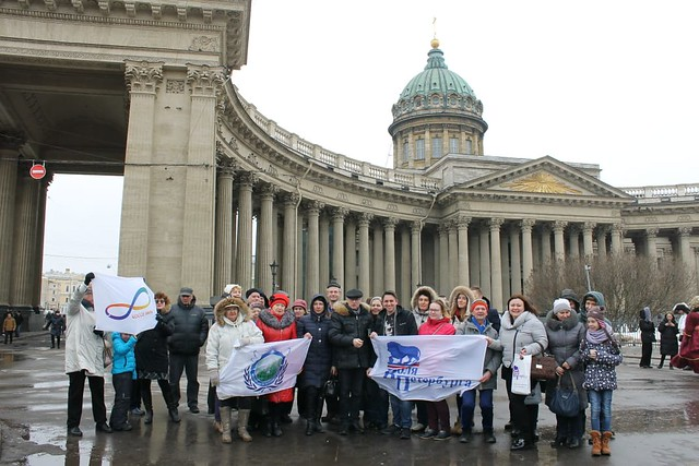 Russia-2019-03-16-'Peace Road' Bus Tour Leads to Roundtable