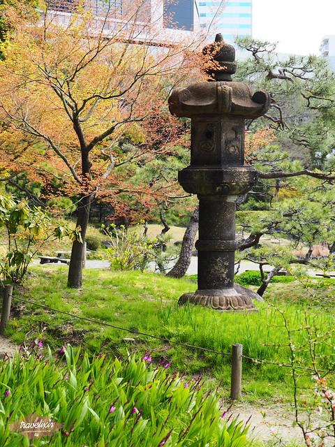 舊芝離宮恩賜庭園