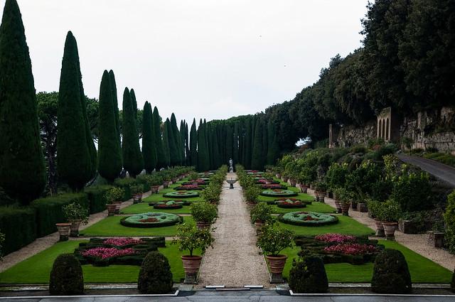Giardini di Villa Barberini