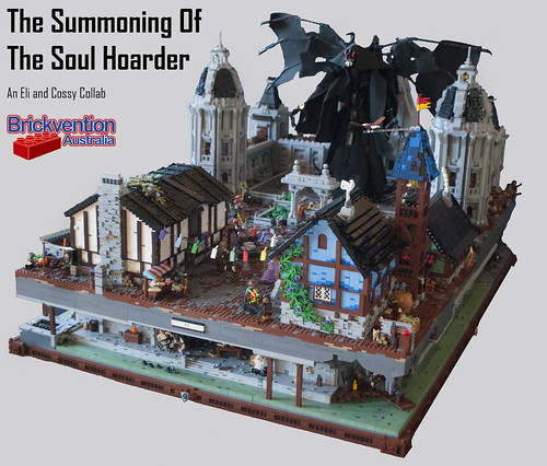 The Summoning Of The Soul Hoarder (Brickvention Collab 2019)