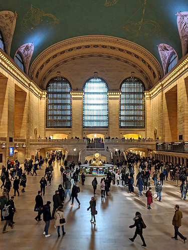 New York City Grand Central Station | by Aviller71