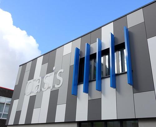 Oasis Faith and Spirituality Centre, UCLan, Preston | by Tony Worrall
