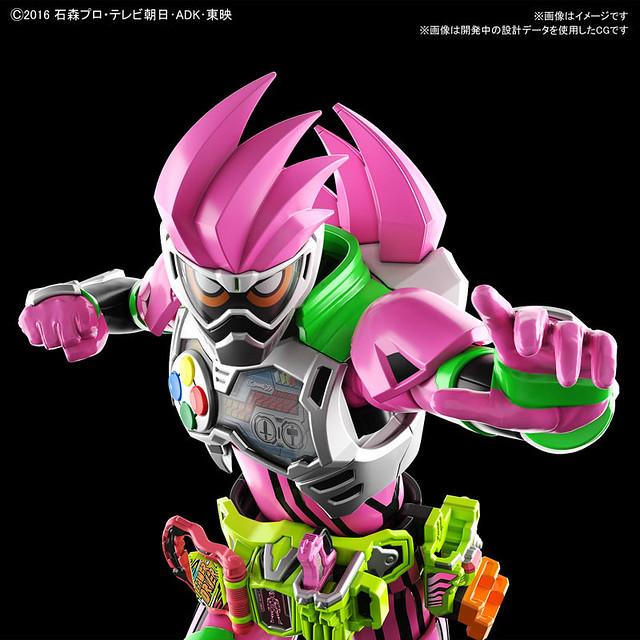 Figure-rise Standard 《假面騎士EX-AID》動作遊戲玩家 Lv.2 組裝模型作品!仮面ライダーエグゼイド アクションゲーマー レベル2