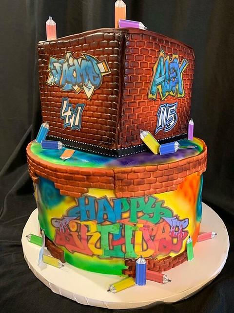 Cake by Jaime's Cakes