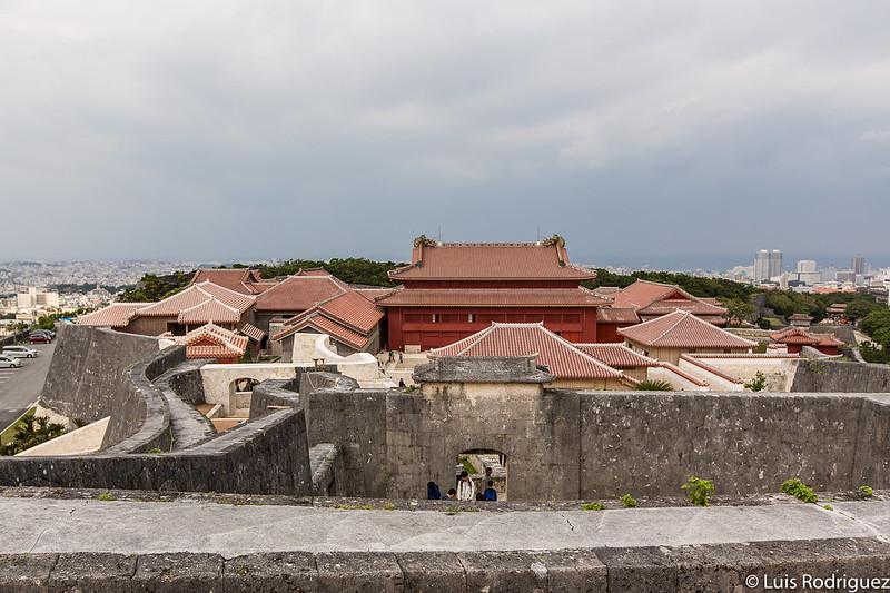 Vistas desde el mirador Agari-no-Azana