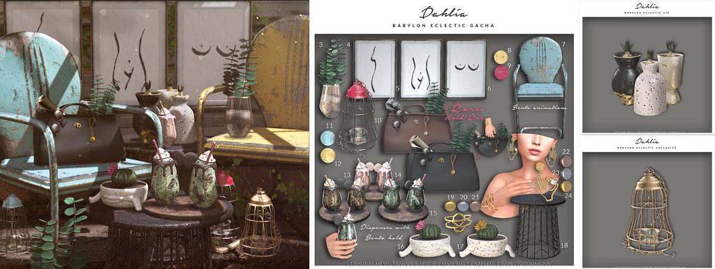 Dahlia – Babylon Eclectic