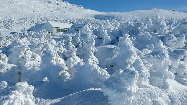 AMC Madison Spring Hut, New Hampshire