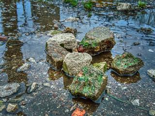 Little Water Boulders