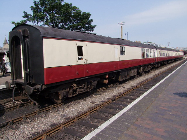 North Norfolk Railway dining car set
