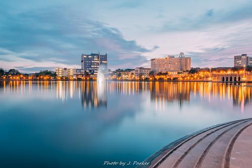 Lake Mirror Promenade