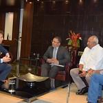 Coordenadores do Ribeirinho fazem convite oficial a governador