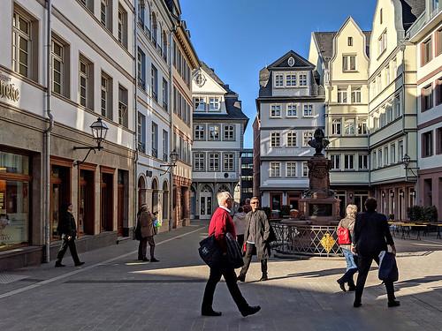 Frankfurt Altstadt   by Aviller71