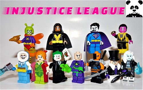 Injustice League | by HaphazardPanda