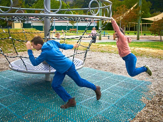 Maidstone Park Playground 17
