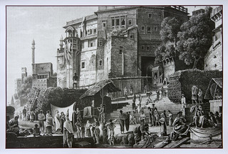 Bruhma Ghat. Benares   by varanasivideos