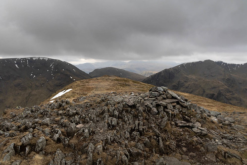 St Sunday Crag Summit | by johnkaysleftleg
