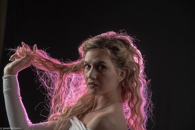 Katie #11 (Purple light)