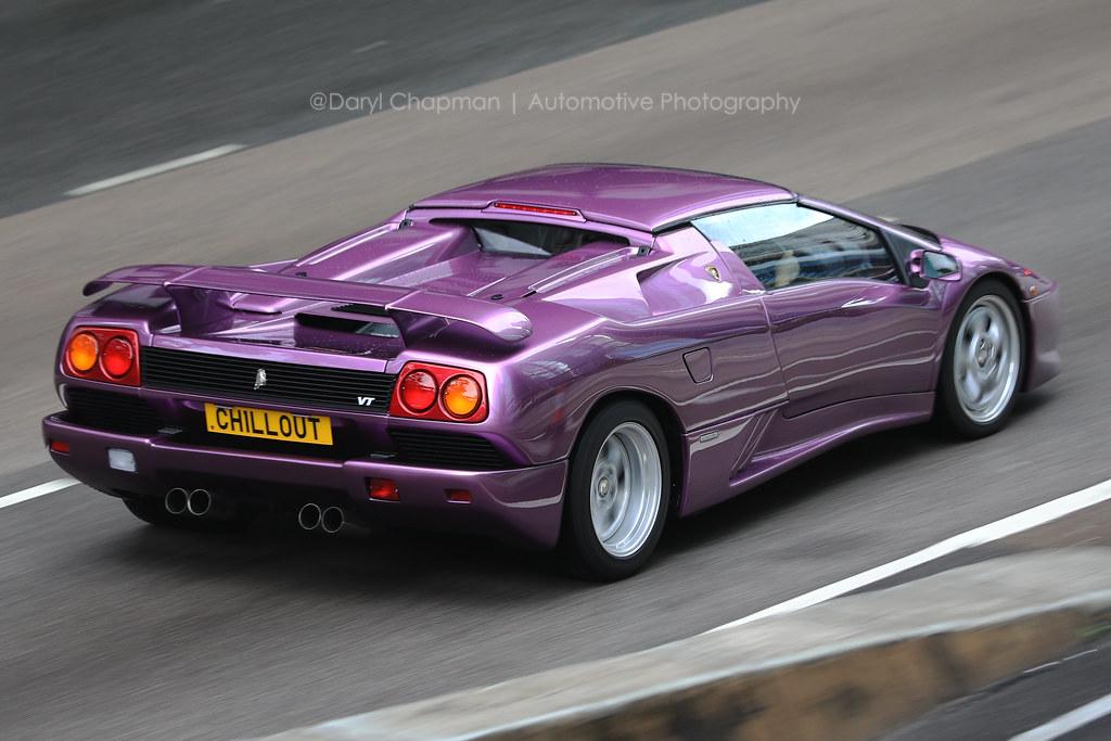 Lamborghini Diablo Vt Roadster Wan Chai Hong Kong Flickr